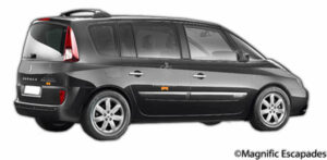 Renault Grand Espace-Magnific Escapades
