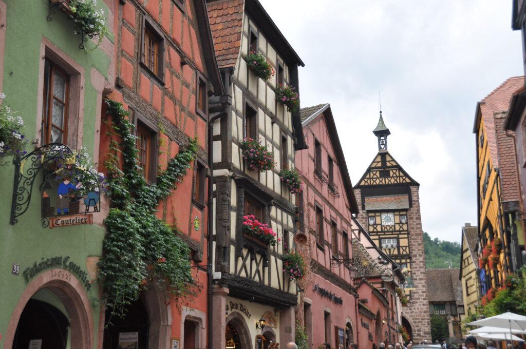 Séjour en Alsace Riquewihr