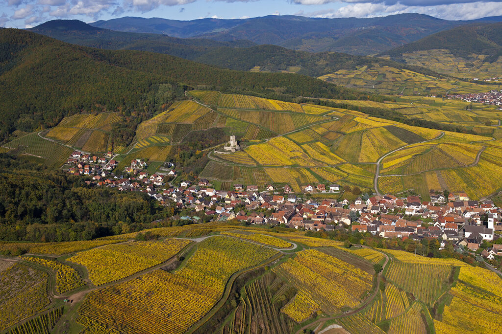 Séjour touristique en Alsace