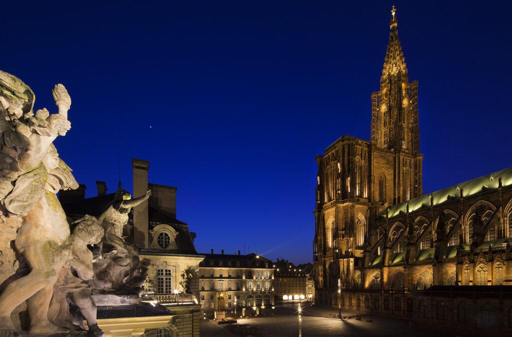 Visite la Cathédrale de Strasbourg